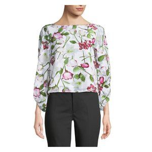 Club Monaco Valterra Blouse Large